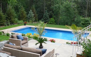 Inground pool cost estimate mn for Swimming pool estimate
