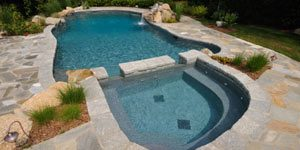 Concrete Gunite Pools MN