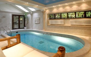 Indoor pool construction builder mn for Indoor swimming pool construction