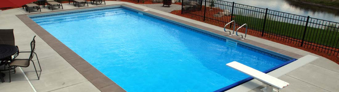 Build inground swimming pools mn for Swimming pool installation companies