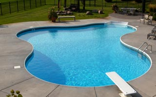Inground Pool Design MN