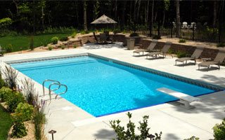 Swimming Pool Construction MN