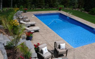 Outdoor Pool Construction Twin Cities