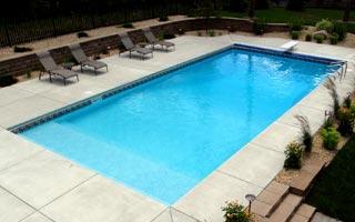 Inground pool design mn for Pool design mn