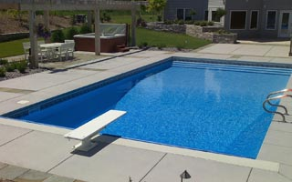Vinyl Pools Concrete Pools Mn